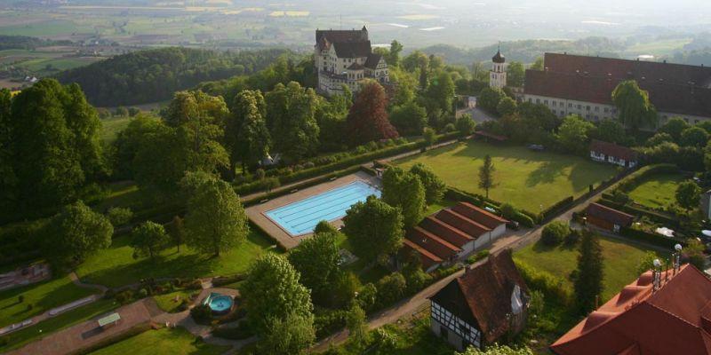 Gemeinde Heiligenberg Besichtigung